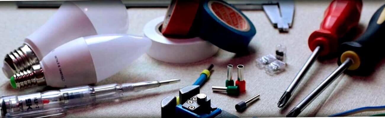 electricista Carreño reparando averías eléctricas