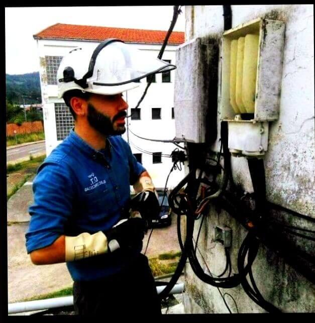 electricista Villagonzalo de Tormes reparando averías eléctricas