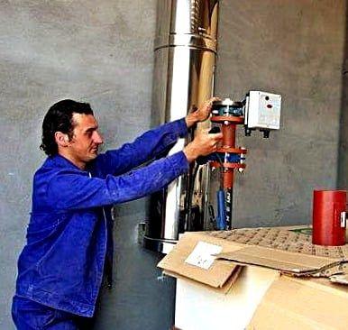empresa de fontanería Pedro Abad