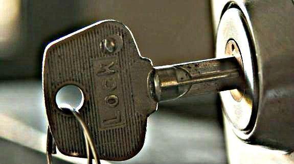 Cómo prevenir que las cerraduras se atasquen