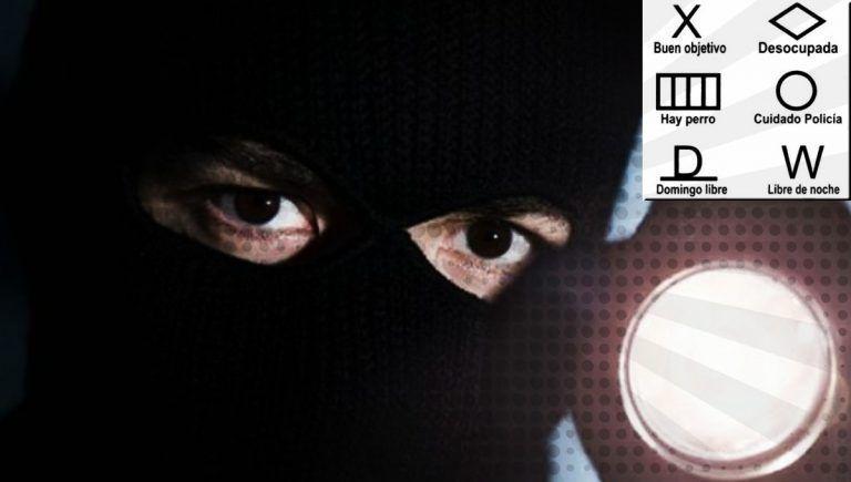 consejos sobre ladrones y sus simbolos