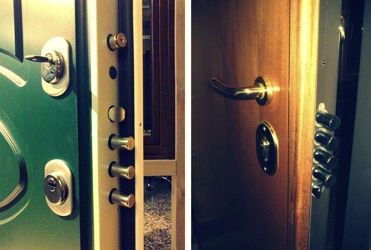 Los diferentes tipos de cerraduras
