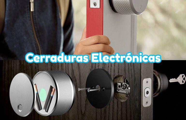 Qué son y cómo funcionan las cerraduras electrónicas